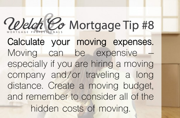 Kingston Mortgages Tip #8
