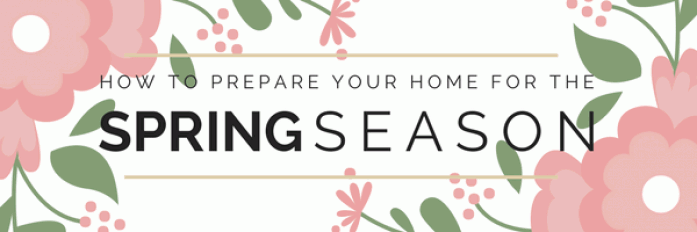 Preparing Your House for Spring